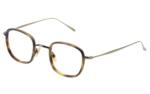 AL022 - Optique, Gold/Écaille Foncé