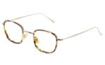 AL022 - Optique, Gold/Écaille Clair