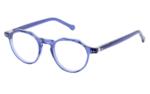 ICON - Optique, Bleu