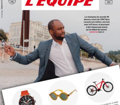 L'EQUIPE MAG  / /  JAN 2 0